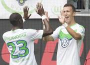 """Vicečempione """"Wolfsburg"""" sāk turnīru ar trīs punktiem"""