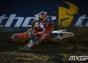 Jonass izcīna trešo vietu Itālijā un nosargā MX2 sezonas līderpozīciju