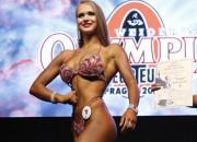 Jaunā ''Ms.Olympia'' fitnesā - Latvijas sportiste Vanesa Belova