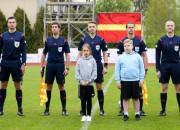 Latvijas tiesnešiem pirmoreiz uzticēta Eiropas līgas grupu turnīra spēle