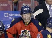 """Jāgram 1100. piespēle, """"Panthers"""" piektā uzvara pēc kārtas"""
