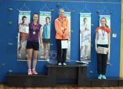 Latvijas čempionātā badmintonā kā absolūtā čempione triumfē Šefere
