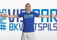 Vīriešu krekls (zils)