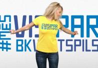 Sieviešu krekls (dzeltens)