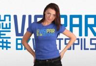 Sieviešu krekls (zils)
