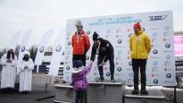 Aparjods saņem junioru pasaules zeltu Siguldā