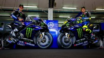 MotoGP komandas atrāda jaunos motociklus