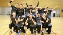 Latvijas čempionu frisbijā apbalvošana