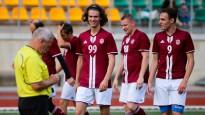 """""""Dinamo Ogre"""" rezultatīvā cīņā pārspēj """"Sarunātu Spēli"""""""