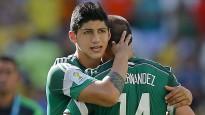 Meksikā nolaupīts izlases futbolists