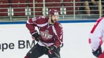 """""""Dinamieši"""" Gilīss un Salāks iekļūst KHL sezonas labākajos atvairījumos"""