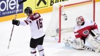 """Ja hokeju spēlētu """"uz papīra"""": Latvija - Austrija 5:2"""
