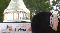 """""""SMScredit.lv BMX čempionāta"""" kopvērtējumā triumfē """"Rīgas Favorīts"""" un Helvijs Babris"""