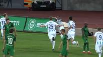"""""""Riga FC""""  uzvar """"Metta/LU""""  un pievienojas  FK """"Ventspils"""" Latvijas kausa izcīņas finālā"""