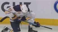NHL svinēšanu topā triumfē Girgensona komandas biedrs