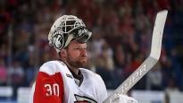 """KHL atvairījumu topā triumfē """"Avangard"""" vārtsargs"""