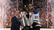 NHL svinēšanu sezonas tops