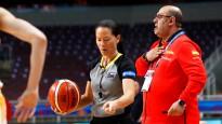 """Spānijas treneris: """"Esam atbraukuši spēlēt basketbolu, nevis boksēties"""""""