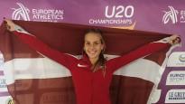 Lasmane izcīna un saņem U20 EČ bronzu