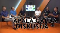 Diskusija: kāpēc Latvijas sportisti no citiem atpaliek fiziskajā sagatavotībā?