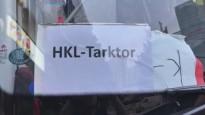 """Ķīnieši nepareizi uzraksta KHL un """"Traktor"""""""