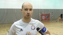 "K. Zabarovskis: ""Atgriezos ""Raba"", jo tur sāku telpu futbola karjeru"""