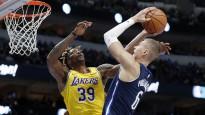 Porziņģa pārspēks: latviešu 50 rezultatīvākās spēles NBA