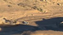 Video: Viens no vadošajiem braucējiem Dakaras rallijā piedzīvo smagu kritienu