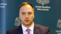 """Iekšlietu ministrs: """"Tāda kompensācija ir noziegums pret Latvijas futbolu"""""""