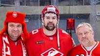 Daugaviņam pirmoreiz trīs ripas KHL mačā