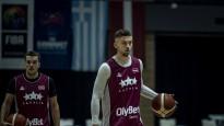 Kristers Zoriks: pirmās trīs dienas Latvijas valstsvienībā