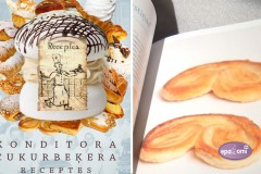 Video: Grāmatā apkopotas izcilā konditora Dabres leģendārās receptes
