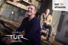 Video: LMT seriāla TUR aizkadrā aktrieris Artūrs Skrastiņš