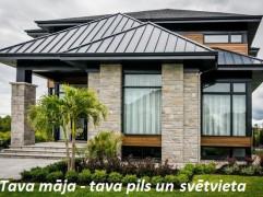 Kā pareizi izvēlēties māju, lai dzīve tajā būtu veiksmīga