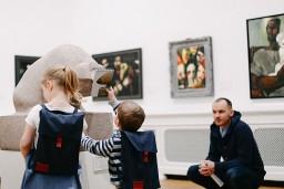 Ģimenes soma – jauns piedāvājums Latvijas Nacionālajā mākslas muzejā