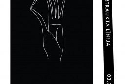"""No 03. jūnija līdz 9. jūlijam Kuldīgas Mākslinieku rezidences galerija būs skatāma Ievas Maurītes izstāde """"Nepārtraukta līnija"""""""