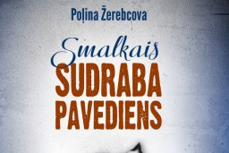 """Apgāds """"Jumava"""" laidis klajā Poļinas Žerebcovas grāmatu par karu Čečenijā"""