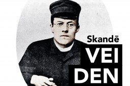 """Interaktīva dzejas ieskaņošanas akcija  """"Skandē Veidenbaumu!"""""""