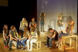 """Jūrmala aicina uz otro Latvijas jauniešu teātru festivālu """"Rainis un Aspazija Tev"""""""