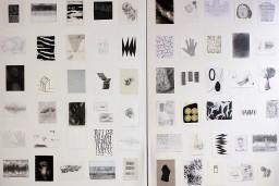 """Eiropas mākslinieku grupas """"Akroma"""" zīmējumu izstāde"""
