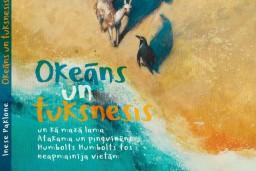"""Grāmata bērniem: """"Okeāns un tuksnesis"""""""