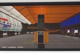 """Laikmetīgās mākslas muzejā """"Garāža"""" Maskavā būs skatāmi latviešu mākslinieku darbi"""