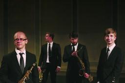 """Festivālā """"Saxophonia"""" notiks koncerts """"Džezā tikai saksofoni!"""""""