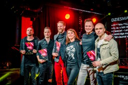 Zināmi Mūzikas ierakstu gada balvas Zelta Mikrofons 2020 nominanti
