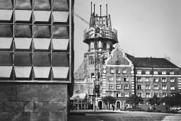 """Arhitektūras muzejā tiks atklāta fotoizstāde """"Sešdesmitie gadi: skats uz pilsētu"""""""