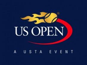 """Noslēgušies trīs """"US Open"""" tenisa turnīra konkursi"""