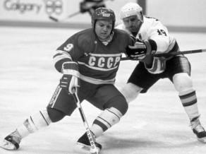 Miris izcilais padomju hokejists Krutovs