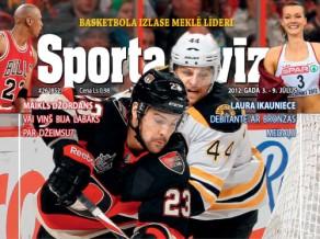Sporta Avīze. 2012.gada 26.numurs (3.jūlijs-9.jūlijs)