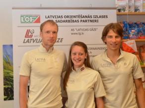 Latvijas orientieristi dodas uz pasaules čempionātu Šveicē
