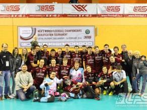 Pēc mēneša Valmierā – Četru nāciju turnīrs florbolā